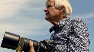 Nico Koster met camera 2015