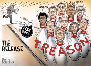 Release of FISA Docs (Ben Garrison)