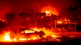 Satanic FIRES in Paradise, California (foto Before It's News)