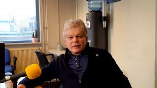 Stadspartij voorzitter Ruud Wegman (foto DHA)
