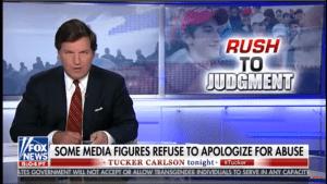 Tucker Carlson - Rush to Judgment