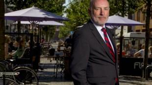 Wethouder Michiel Wouters (foto Peter van Aalst)