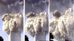 9:11 Twin Towers Collapse (foto Before It's News)