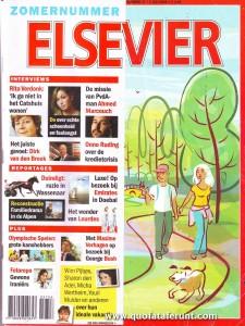 Elsevier, 5 juli 2008