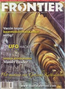 Frontier | grensverleggend magazine | Nr. 14-15 | september | oktober 2008