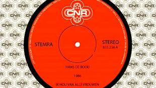 Hans de Booij - Ik hou van alle vrouwen, STEMRA, 1986 (foto YouTube)