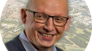 Harrie van Dongen, raadslid voor Stadspartij Den Helder (foto Stadspartij Den Helder)