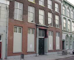 Het pand Vughtertsraat 224 van Jan Nelissen die het van de Vughtse baron Ewald Marggraff kocht (foto Gerard Monré)
