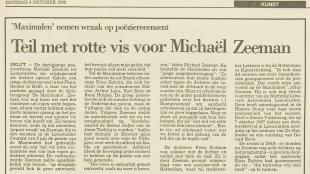 Leidsche Courant, 4 oktober 1988