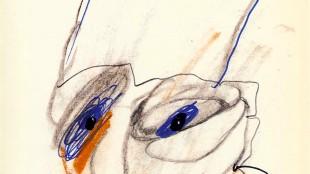 Lucebert - De moerasruiter uit het paradijs