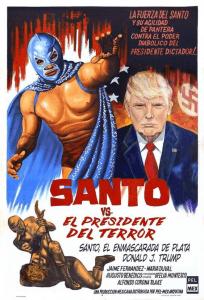 Santo poster