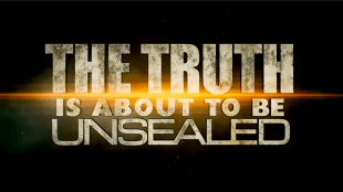The Truth is about to be Unsealed (foto YouTube)