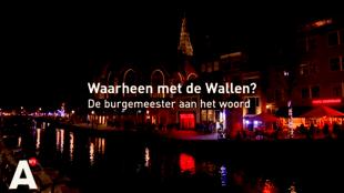 Waarheen met de Wallen? De burgemeester aan het woord (foto YouTube)