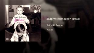 Astrid Holleeder - Jaap Witzenhausen (1983, foto YouTube)