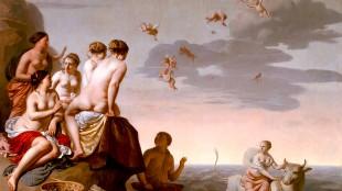Caesar van Everdingen - Rape of Europa
