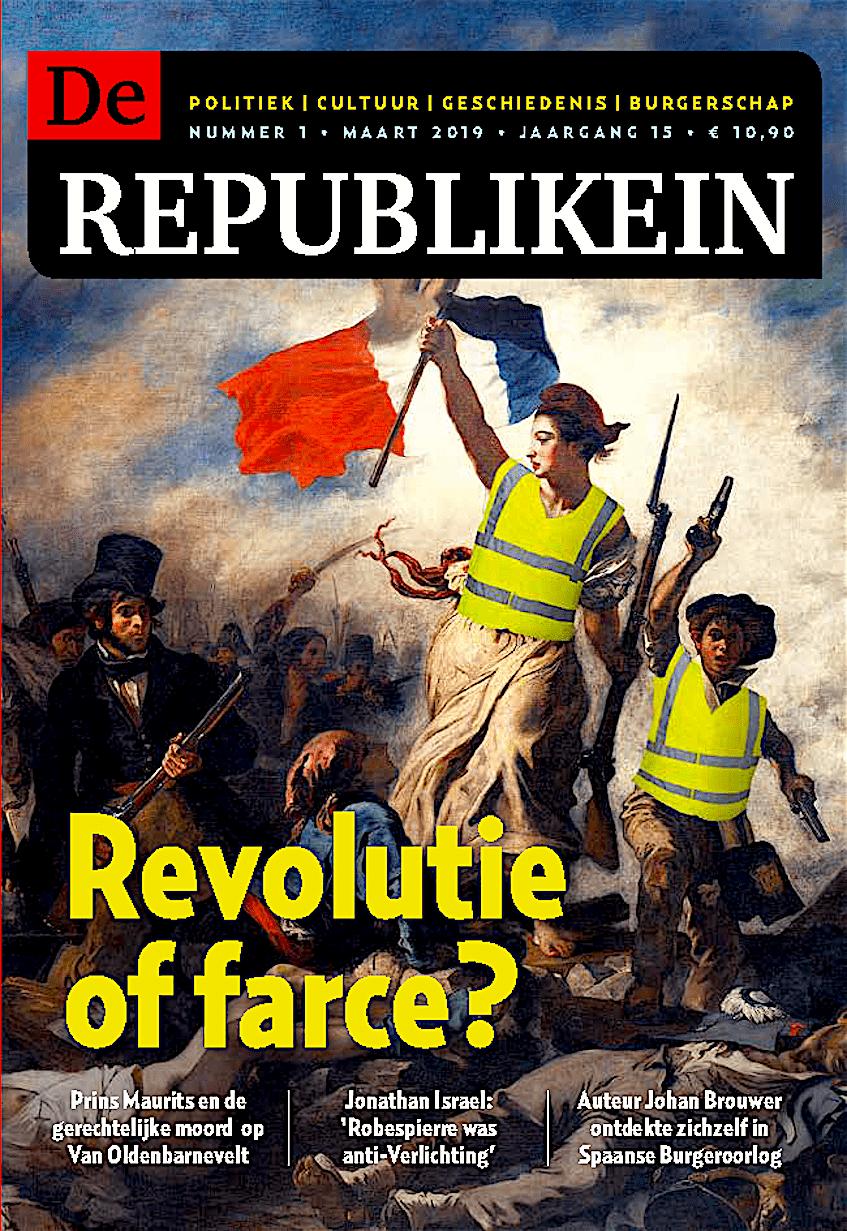 De Republikein | Tijdschrift voor politiek, cultuur, recht & burgerschap, Nr. 1, 15:03:2019
