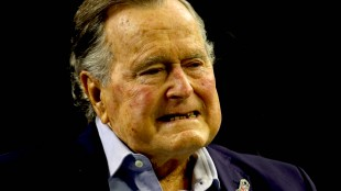 George H.W. Bush (foto Before It's News)
