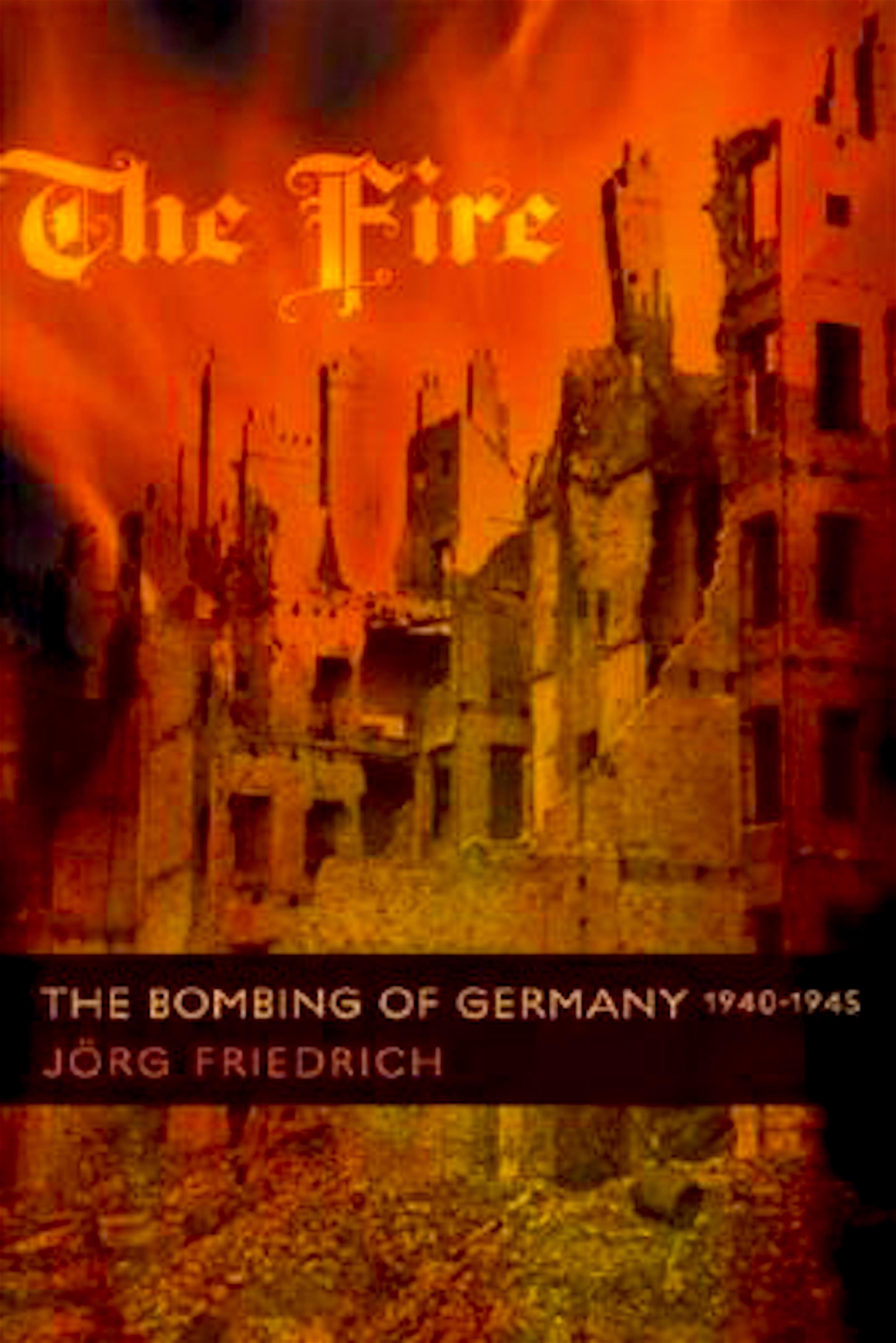 Lees mee met Micha Kat Jorg Friedrich | The Bombing of Germany 1940-1945