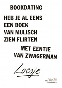 Loesje - Bookdating