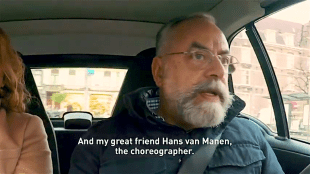 Oscar Hammerstein over zijn grote vriend Hans van Maanen (foto YouTube)