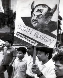 Satan Rushdy (Foto youthkiawaaz)