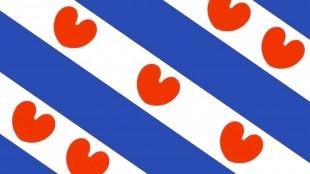 Vlag van Friesland (foto historiek.net)