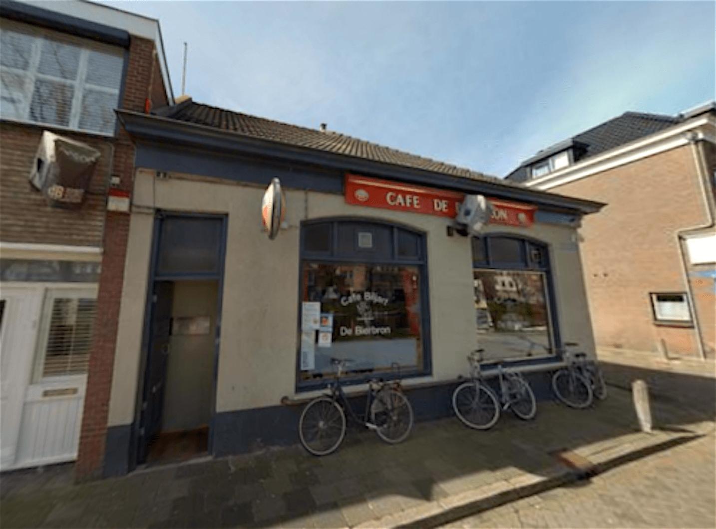 Café De Bierbron Den Helder (foto Cyclomedia)