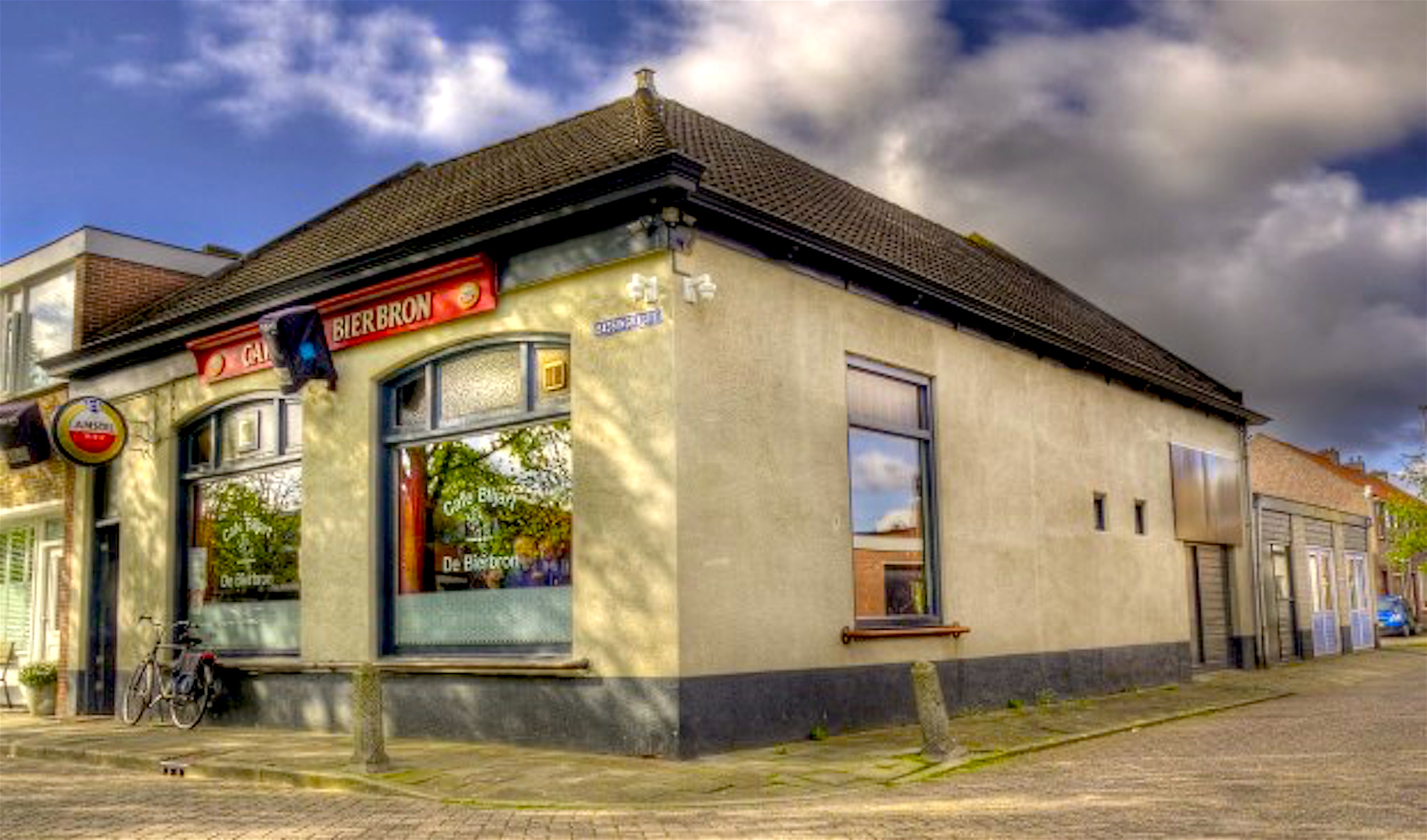 Café de Bierbron (foto Helders Weekblad)