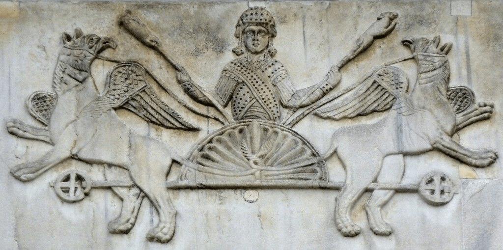 Flight of Alexander (foto Wikipedia)