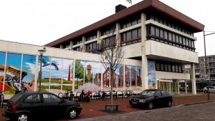 Het postkantoor degradeert zienderogen in handen van Tuin (foto DHA)
