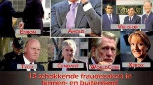 Lees mee met vluchteling Micha Kat: Micha Kat & Pieter Lakeman | Boekhoudfraude: 13 schokkende fraudezaken in binnen- en buitenland
