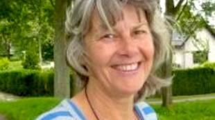 Monumentendeskundige Anita van Breugel, hulpje van gemeente Den Helder (foto LinkedIn)