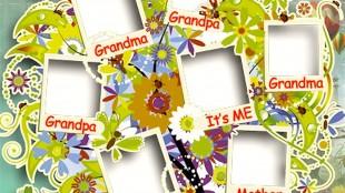 My family tree (foto photoshop-kopona)