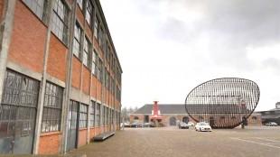 Nieuwe beoogde locatie stadhuis Den Helder (foto NHD)