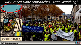 Our blessed Hope Approaches | Keep Watching! (foto YouTube)