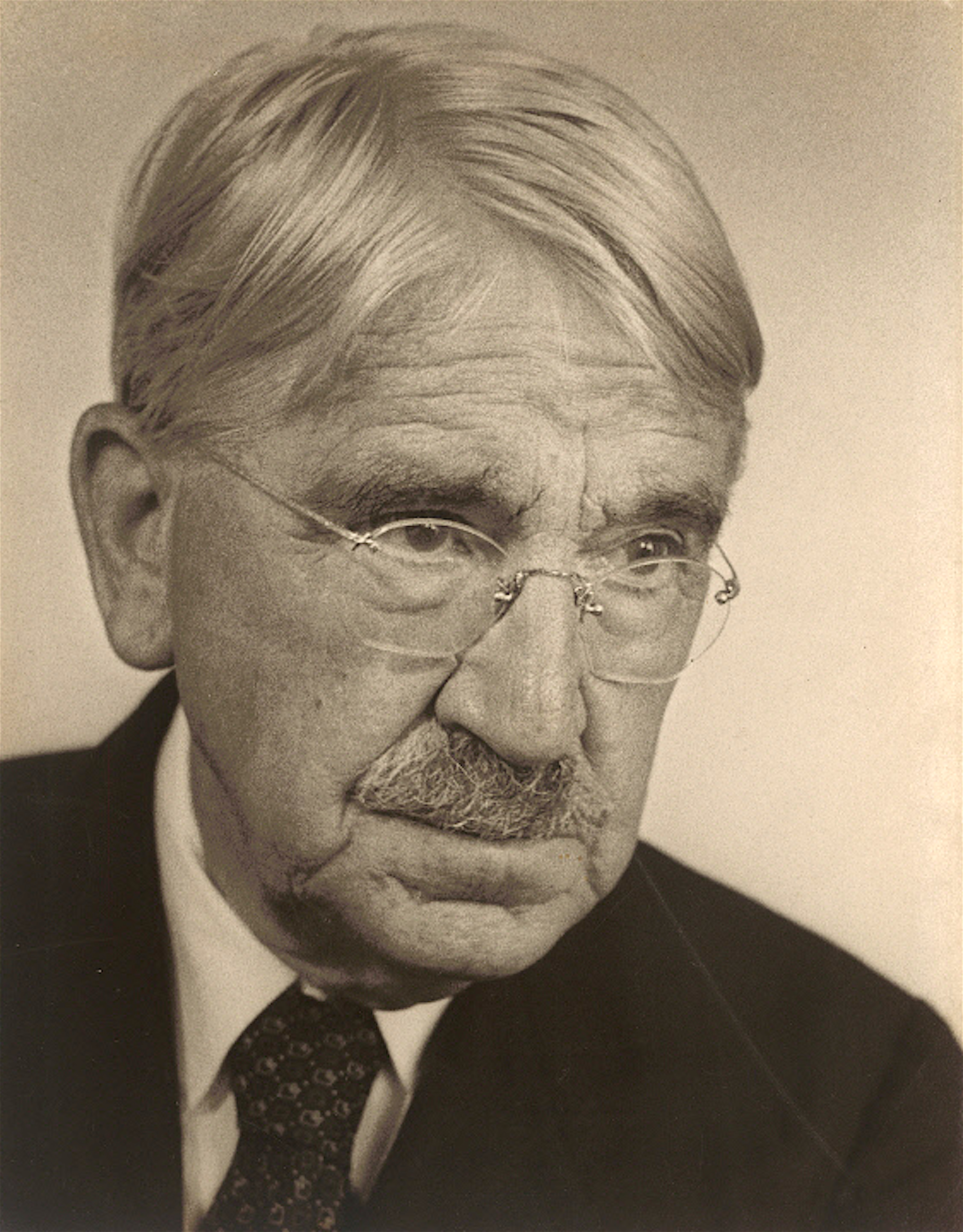 John Dewey (foto National Portrait Gallery:Smithsonian Institution)