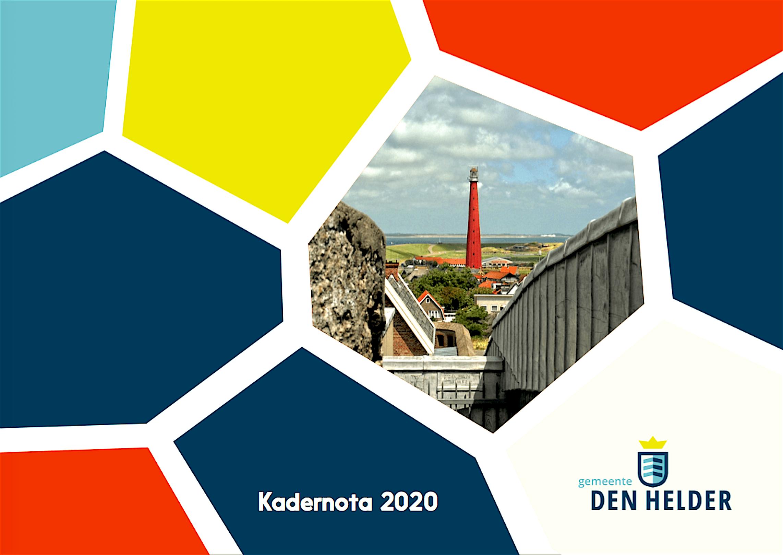 Kadernota 2020 Gemeente Den Helder (foto Gemeente DH)