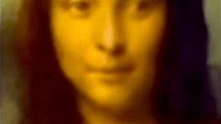 Mona Lisa brought to life (foto YouTube)