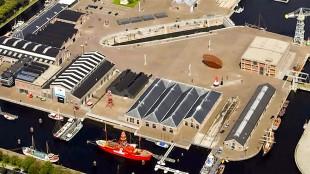 Museumhaven Willemsoord (foto MW)