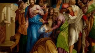 Paolo Veronese - De Bekering van Maria Magdalena