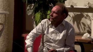 Robert van de Luitgaarden (foto YouTube)