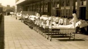 """Sanatorium """"Heliomare"""" in Wijk aan Zee (foto Nationaal Archief)"""