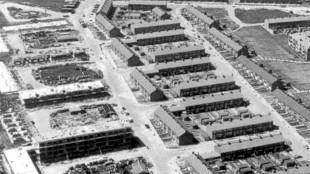 Schoenerstraat Den Helder rond 1950 (foto SERC)