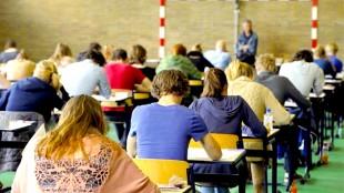 Veel vragen VWO tehatex niet over leerstof (foto NU.nl)