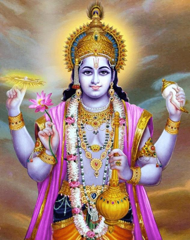 Vishnu (foto compare-islam)