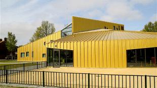 't Wijkhuis te Nieuw Den Helder (foto DHA)