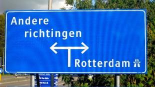 Andere richtingen | Rotterdam (foto Facebook)