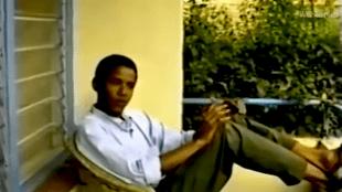 Barrack Obama (foto YouTube)