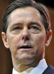 Christian Coalition Chieftain Ralph Reed