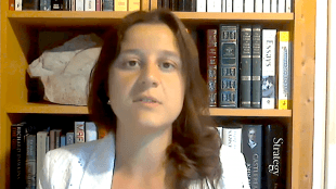 Dr. Katherine Horton (foto YouTube)